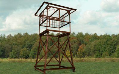 Project – Kamp Westerbork: Wachttoren