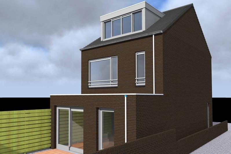 Project – uitbreiding woning Atalanta 46 te Hoogeveen