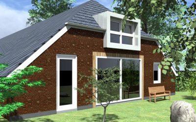 Project – verbouw woning Baarlo 4 te Zwartsluis